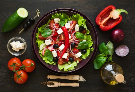 greek salad with feta t20 6yZKAo